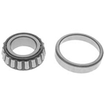 Bearing set. Front axle bearing cone, and front axle bearing cup. For Columbia/HD gas 1982 and electric 1976-81. For E-Z-GO G&E all years
