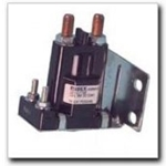 36-volt, 4 terminal, #120 series tower style solenoid **FREE SHIPPING**