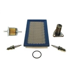 Tune up kit, with oil filter. For E-Z-GO gas (4 cycle) 1991-94