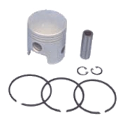4521-Piston & Ring Assembly
