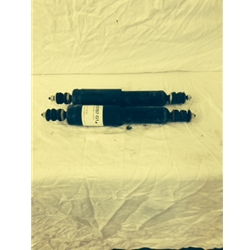 "Used Ezgo Front Shocks (pair) Gas & Electric 1970-94 Marathon and 2001-Up TXT""FREE SHIPPING"""